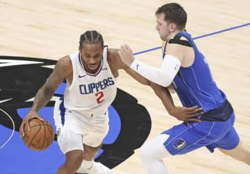 NBA、クリッパーズが3勝目 プレーオフ1回戦 画像1