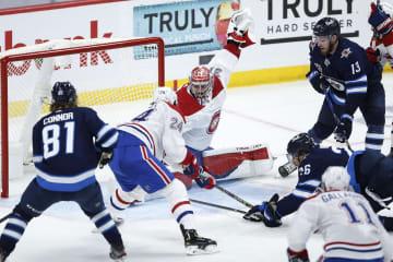 NHL、カナディアンズが2連勝 プレーオフ準々決勝 画像1