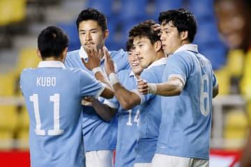 U―24日本、ガーナに6―0 完勝、五輪へ親善試合 画像1