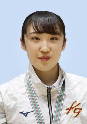 森ひかる、女子個人で日本勢初V トランポリンのW杯 画像1