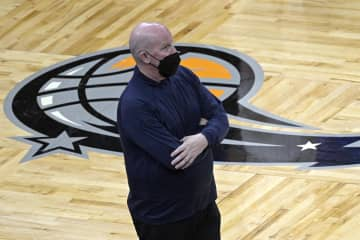 NBAマジックの監督退任 クリフォード氏、今季は低迷 画像1
