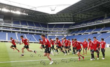 日本代表、7日にタジキスタン戦 サッカーW杯2次予選 画像1