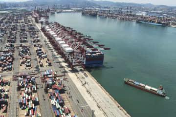 中国、5月の輸出額27.9%増 外需の回復続く 画像1