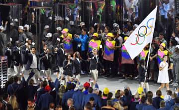 東京五輪、難民選手団29人に IOC、リオ大会から3倍増 画像1