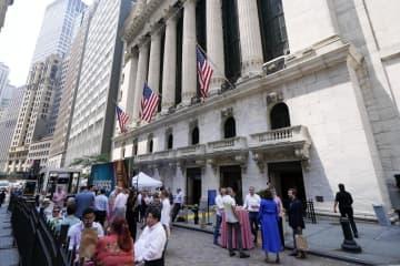 NY株続落、30ドル安 手掛かり材料乏しく 画像1