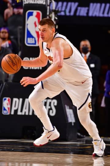 ナゲッツのヨキッチがMVP NBA、セルビア出身初 画像1