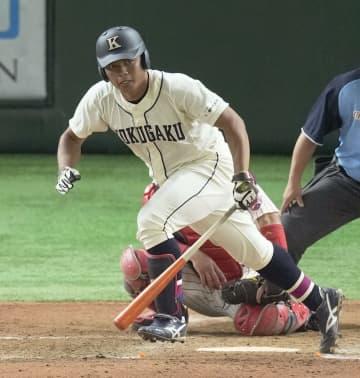 全日本大学野球、8強出そろう 初出場の国学大、慶大や関学大も 画像1