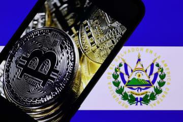 法定通貨にビットコイン、世界初 エルサルバドル、国会で法案可決 画像1