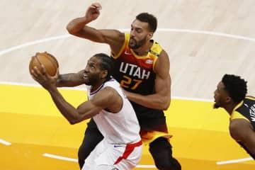 NBA、最優秀守備にゴベール 3度目の受賞 画像1