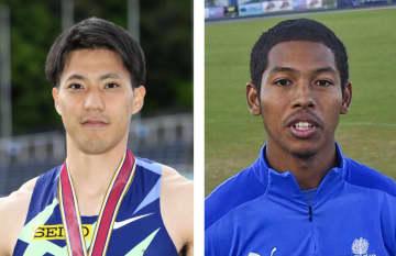 男子100mに山県、サニら 陸上日本選手権エントリー 画像1