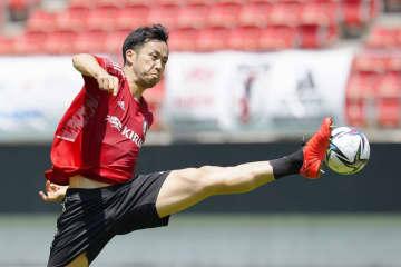 吉田や久保建らゲーム形式で調整 サッカーU―24日本代表 画像1