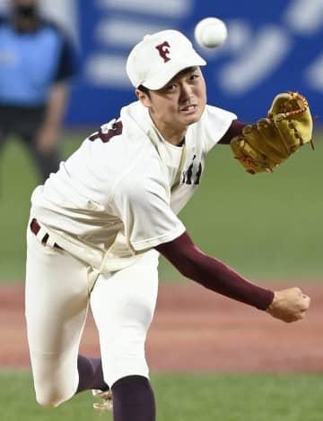 慶大や福岡大など4強、大学野球 神宮球場で準々決勝 画像1