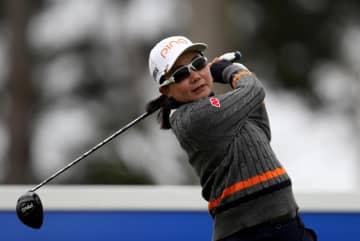 上原83位、野村と山口128位 米女子ゴルフ第1日 画像1