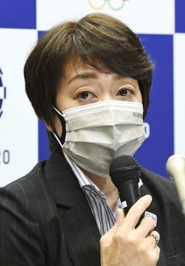 橋本氏、五輪関係者接種に謝意 東京都に、選手接触の人が対象 画像1