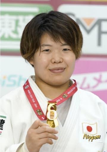 柔道、女子78キロ級の梅木3位 男子100キロ級の飯田は敗退 画像1