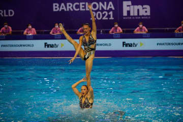 Aスイミング五輪10チーム決定 イタリアやスペイン出場 画像1