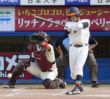 大学野球、決勝は慶大―福井工大 全日本選手権第5日 画像1