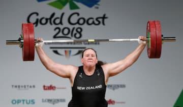 トランスジェンダー選手、五輪へ 史上初、重量挙げ女子 画像1