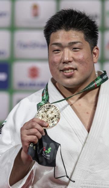 世界柔道、影浦心が最重量級でV 朝比奈沙羅は日本人対決制し頂点 画像1