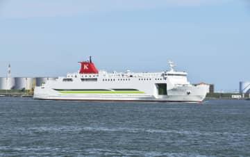 八戸と苫小牧を結ぶ新フェリー 川崎近海汽船、16日就航 画像1