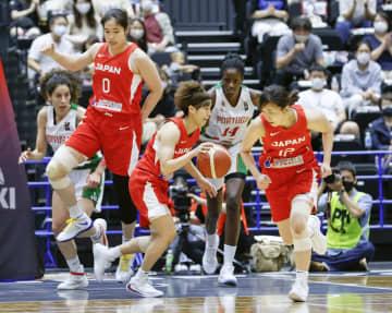 日本、ポルトガルに3連勝 バスケ女子、国際強化試合 画像1
