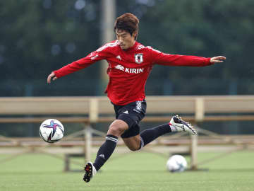 日本代表、守備陣が組み立て確認 15日W杯予選キルギス戦 画像1