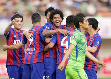 FC東京、札幌、浦和が8強 ルヴァン杯PO第2戦 画像1