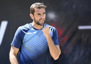 メルセデス杯、チリッチが優勝 男子テニス、ツアー通算19勝目 画像1
