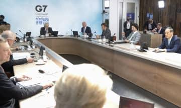 東京五輪「コロナ克服の象徴」 G7首脳が開催支持表明 画像1