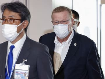 IOCコーツ委員長が来日 東京五輪、大会まで滞在 画像1