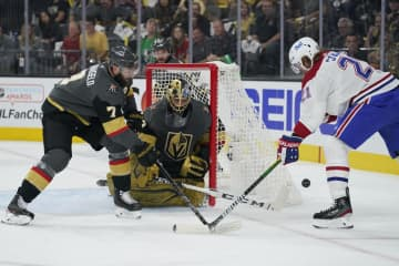 NHL、ゴールデンナイツが先勝 プレーオフ準決勝 画像1