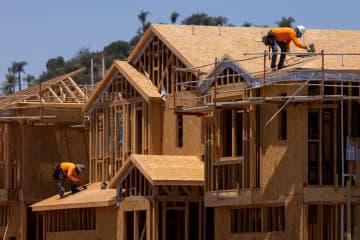 米5月住宅着工3.6%増 2カ月ぶりプラス 画像1