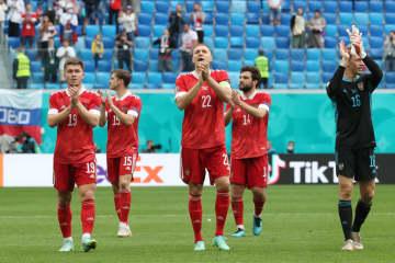 ロシアがフィンランド下す サッカー欧州選手権 画像1