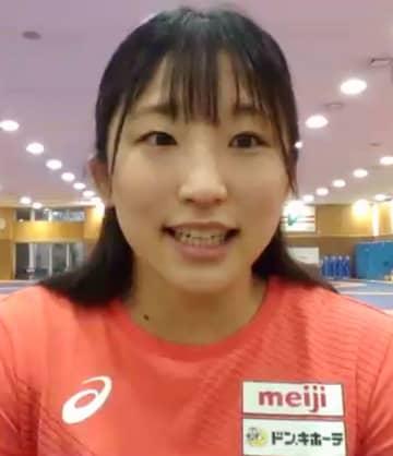レスリング須崎「最高の状態で」 女子代表、向田も金メダルへ闘志 画像1
