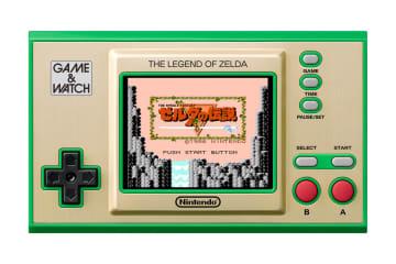任天堂、来年「ゼルダ」新作 ゲーム&ウオッチ特別版の販売も 画像1
