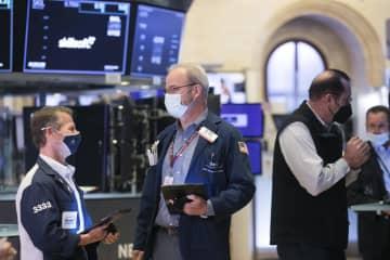 NY株続落、210ドル安 景気敏感銘柄に売り 画像1