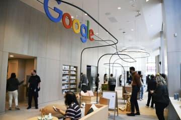 グーグル常設店がオープン NY、最新技術の体験も 画像1