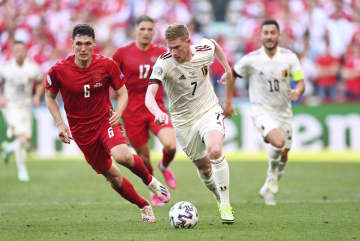 ベルギー、オランダが決勝Tへ サッカー欧州選手権 画像1