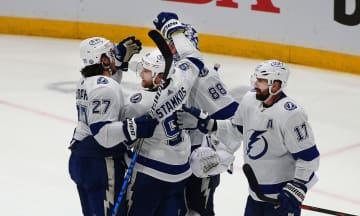 NHL、ライトニングが2勝1敗 プレーオフ 画像1