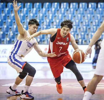 バスケ、日本は台湾下し2勝1敗 男子アジア杯予選 画像1