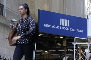NY株続落、533ドル安 早期利上げに警戒高まる 画像1