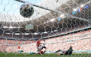 フランスとハンガリーは引き分け サッカー欧州選手権F組 画像1