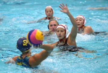 水球女子、日本は7位 ワールドリーグ 画像1