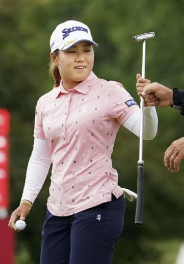 畑岡奈紗は12打差の48位 米女子ゴルフ第3日 画像1