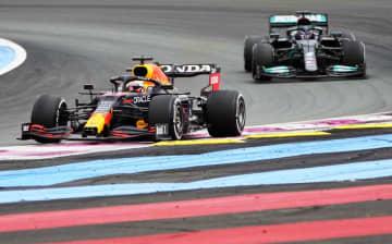 ホンダ、30年ぶり3連勝 F1、フェルスタッペン優勝 画像1