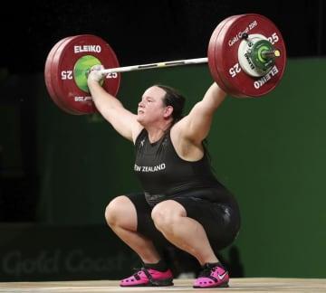 トランスジェンダー、初の五輪へ NZ重量挙げ女子のハバード選手 画像1