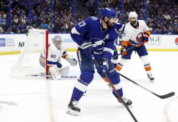 王者ライトニング3勝目 NHLのプレーオフ 画像1