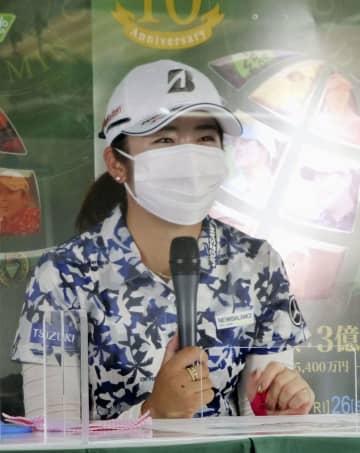女子ゴルフ五輪代表争い大詰め 畑岡当確、稲見有力 画像1