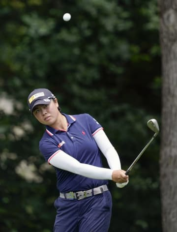 ゴルフ、笹生がプロアマ戦に参加 自身初、全米女子プロ前に 画像1