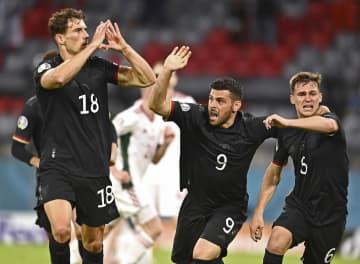 ポルトガル、ドイツなど突破 16強出そろう、欧州選手権 画像1